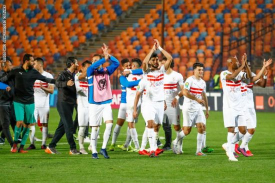 تشكيل الزمالك لمباراة نادي مصر بالكأس
