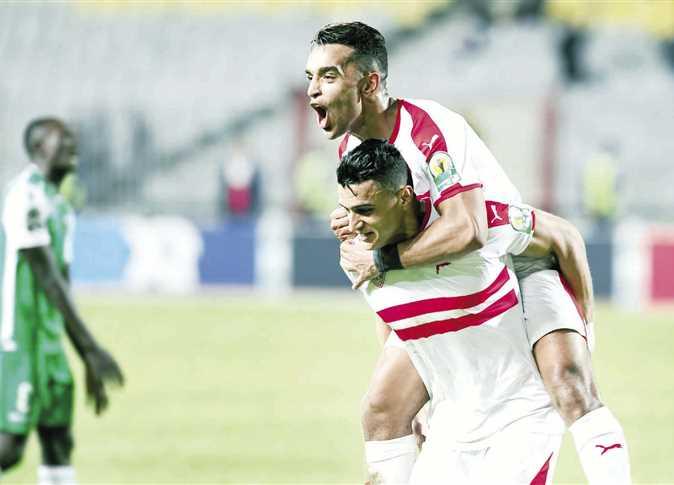 التشكيل المتوقع للزمالك لمواجهة نادي مصر بالكأس