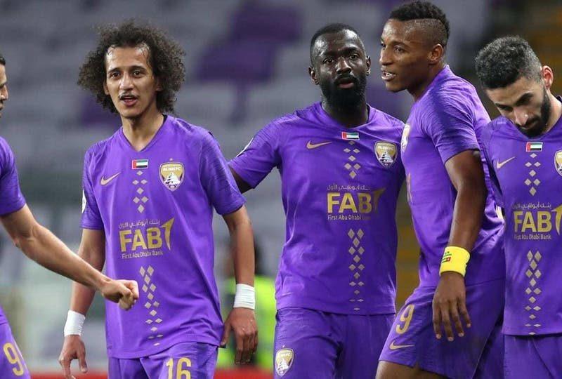 نتيجة مباراة العين والفجيرة اليوم الثلاثاء 3-11-2020  الدوري الاماراتي