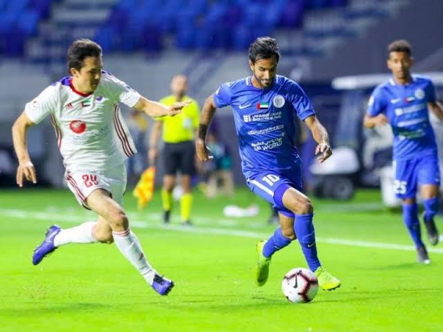 نتيجة مباراة الشارقة والنصر كأس رئيس الدولة الإماراتي