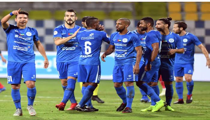 نتيجة مباراة النصر وحتا اليوم الأحد 7-11-2020 دوري الخليج العربي الإماراتي