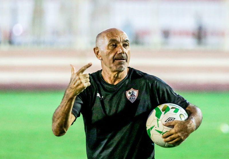 تعليمات خاصة من باتشيكو للاعبين قبل مواجهة نادي مصر