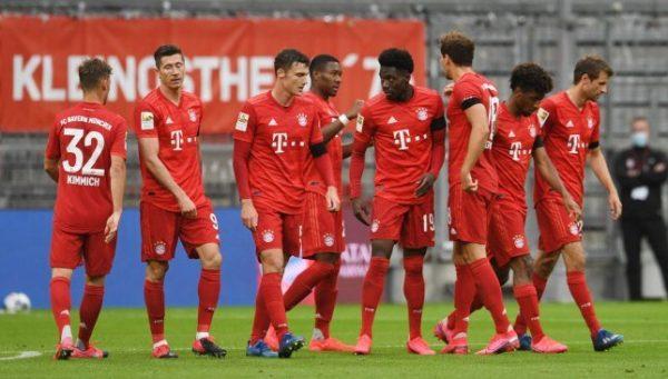 نتيجة مباراة لاتسيو وبايرن ميونيخ دوري أبطال أوروبا