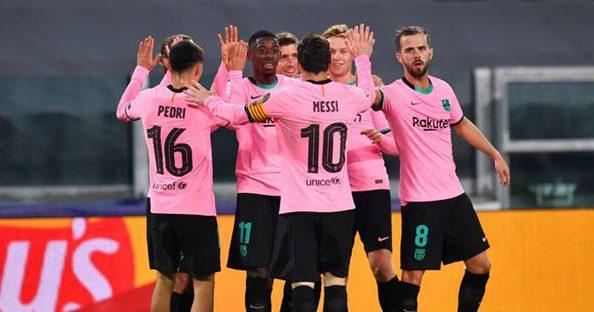 التشكيل الرسمي لبرشلونة لمباراة أتليتيك بلباو بالدوري الإسباني