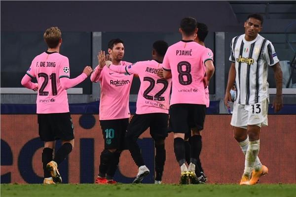 مفاجأة في تشكيلة برشلونة المتوقعة لمباراة دينامو كييف في دوري أبطال أوروبا