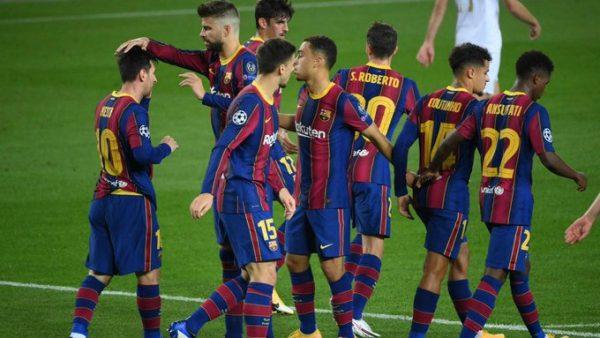 نتيجة مباراة برشلونة وإلتشي الدوري الإسباني