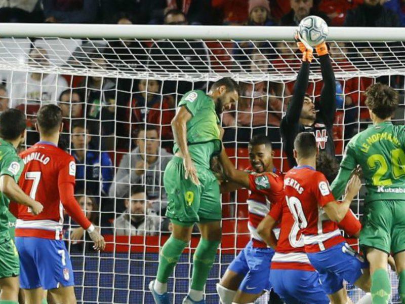 نتيجة مباراة ريال سوسيداد وغرناطة اليوم 8-11-2020 الدوري الإسباني