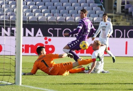 نتيجة مباراة فيورنتينا وبينفينتو في الدوري الإيطالي