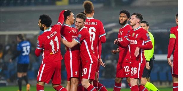 نتيجة مباراة ليفربول وكريستال بالاس اليوم 19-12-2020 الدوري الانجليزي