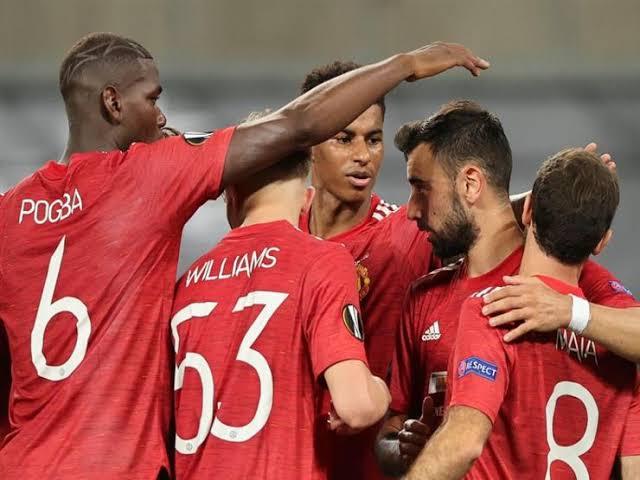 نتيجة مباراة مانشستر يونايتد وإسطنبول باشاك في دوري أبطال أوروبا