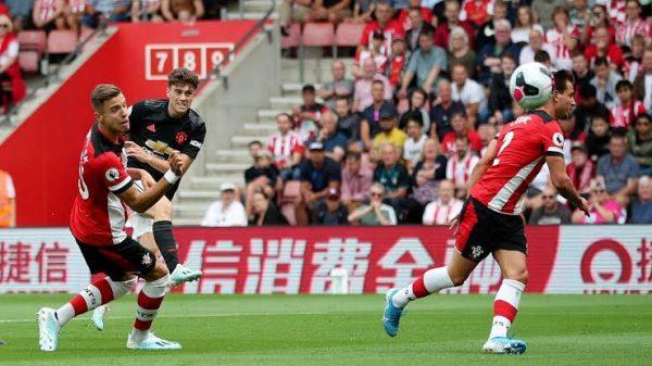 نتيجة مباراة مانشستر يونايتد وساوثهامتون اليوم الأحد 29-11-2020 الدوري الإنجليزي