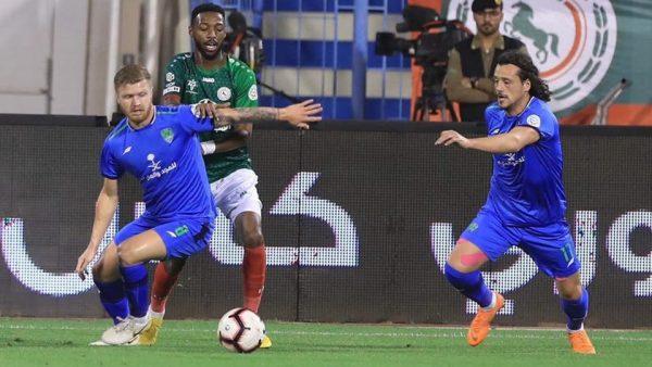 نتيجة مباراة الاتفاق والفتح في الدوري السعودي