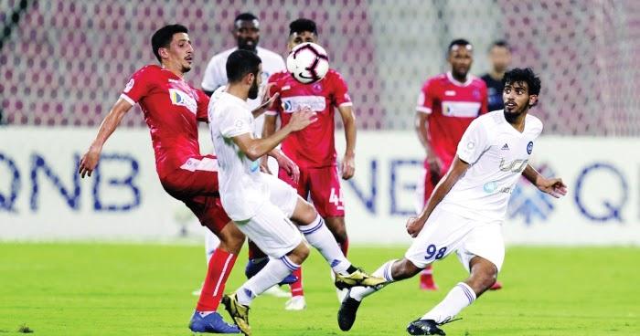 نتيجة مباراة العربي والسيلية اليوم الاحد 15-11-2020 كأس قطر