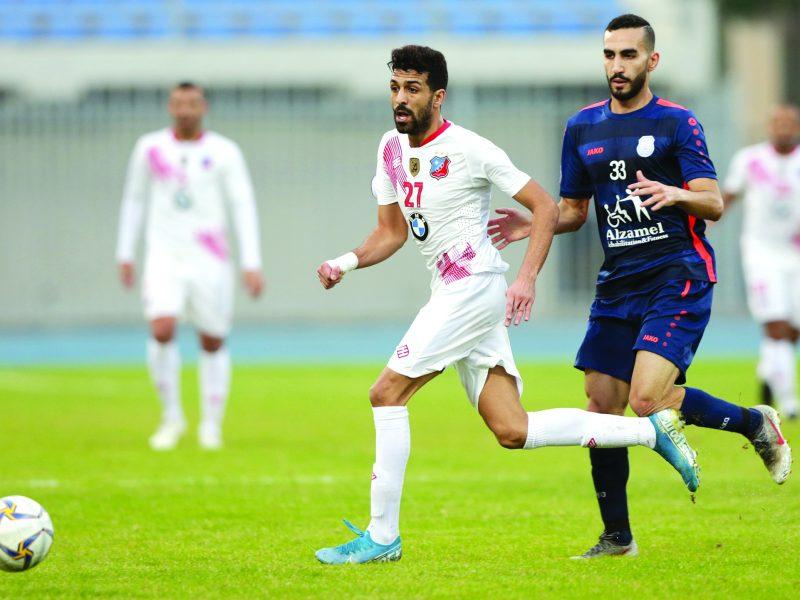 نتيجة مباراة الكويت واليرموك اليوم الجمعة 20-11-2020 الدوري الكويتي