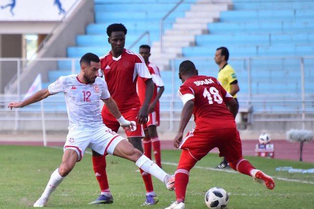 نتيجة مباراة تونس وتنزانيا اليوم الجمعة 13-11-2020 تصفيات كأس الأمم الأفريقية