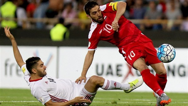 نتيجة مباراة سوريا وأوزبكستان اليوم الخميس 12-11-2020 بث مباشر