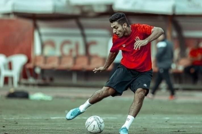 محمد شريف: اللعب للأهلي إضافة كبيرة  وسعيد بإشادة الجماهير بي