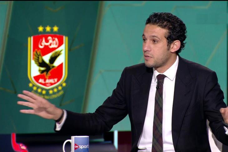محمد فضل: الأهلي يحتاج مهاجم وجناح لحل مشاكله الهجومية