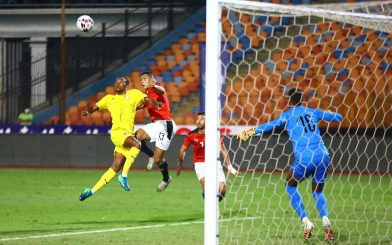 أهداف مباراة مصر وتوجو اليوم في تصفيات كأس أمم أفريقيا