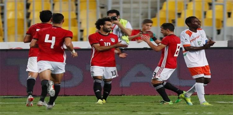 المنتخب المصري يفوز بهدف على توجو بالتصفيات المؤهلة لأمم إفريقيا