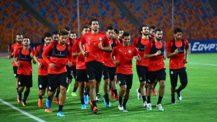 موعد مبارة مصر وتوجو بالتصفيات المؤهلة لأمم أفريقيا 2022 بالكاميرون