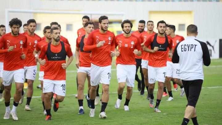 التشكيل الرسمي لمصر أمام توجو في الجولة الثالثة من تصفيات أمم إفريقيا