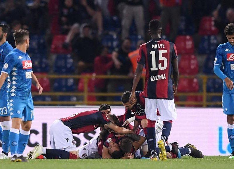 نتيجة مباراة نابولي وبولونيا اليوم الأحد 7-11-2020 الدوري الإيطالي