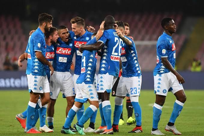نتيجة مباراة نابولي وريجيكا اليوم الخميس 5-11-2020 الدوري الأوروبي