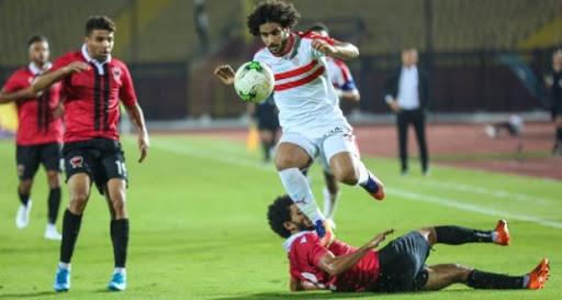 الزمالك يتعادل سلبيًا أمام نادي مصر بالشوط الأول