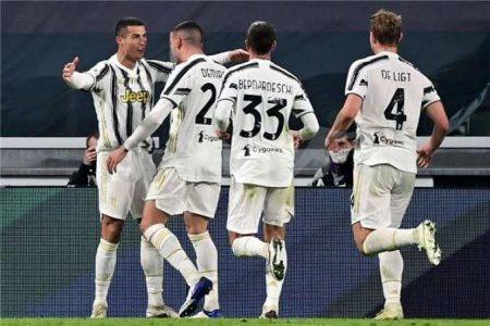 نتيجة مباراة يوفنتوس وساسولو الدوري الإيطالي