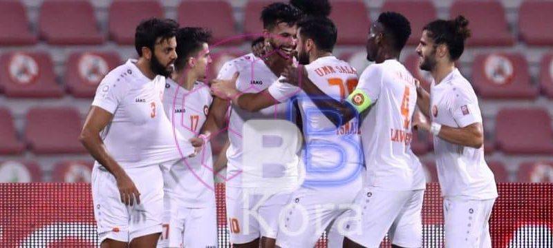 تشكيل أم صلال لمواجهة السيلية في دوري نجوم قطر
