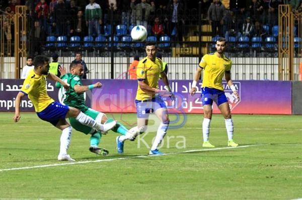 أهداف مباراة أسوان والإسماعيلي اليوم في الدوري المصري