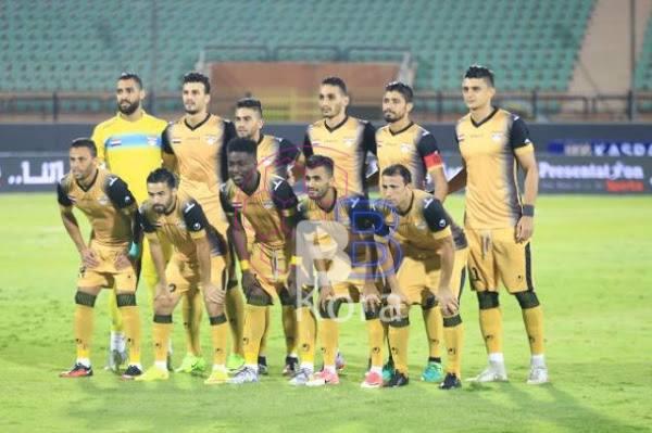 نتيجة مباراة الانتاج الحربي وسيراميكا الدوري المصري