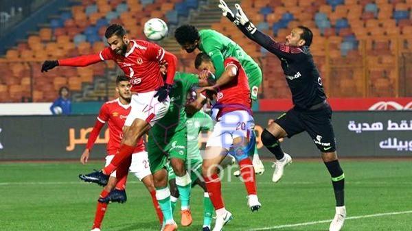 أهداف مباراة الأهلي والاتحاد السكندري اليوم في الدوري المصري