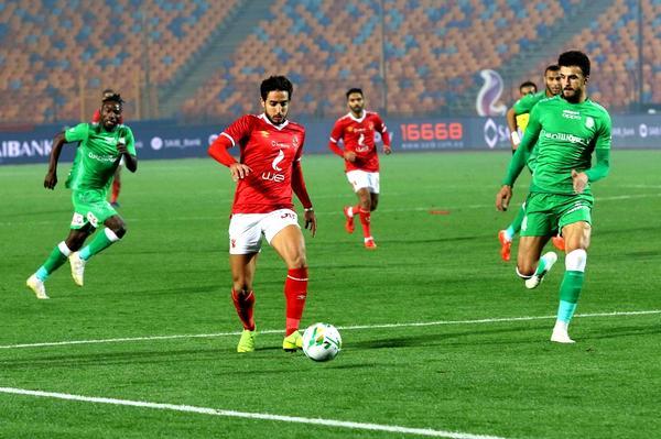 أهداف مباراة الأهلي والاتحاد السكندري في نصف نهائي كأس مصر