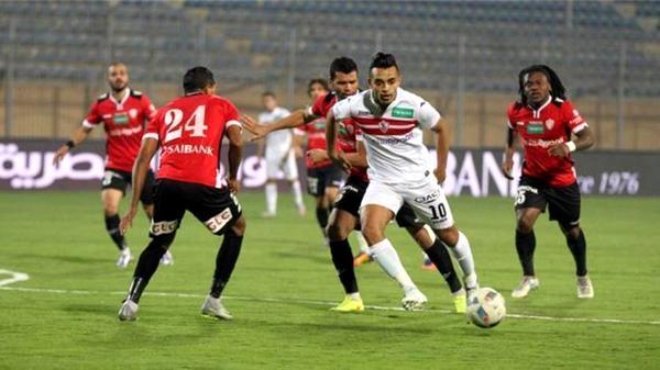 الطلائع يتأهل الى النهائي على حساب الزمالك بكأس مصر