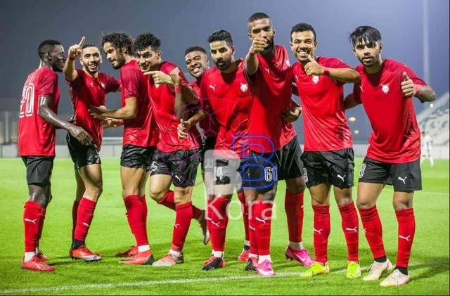 نتيجة مباراة النصر والفجيرة كأس الخليج العربي الإماراتي