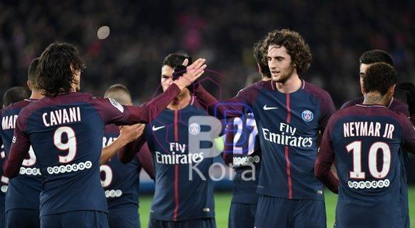 موعد مباراة باريس سان جيرمان وستراسبورج في الدوري الفرنسي والقنوات الناقلة