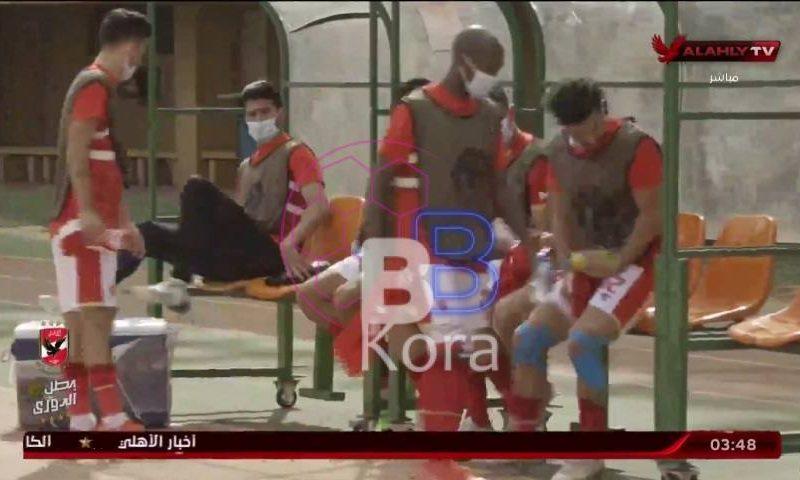 ملخص ونتيجة مباراة الأهلي وسونيديب