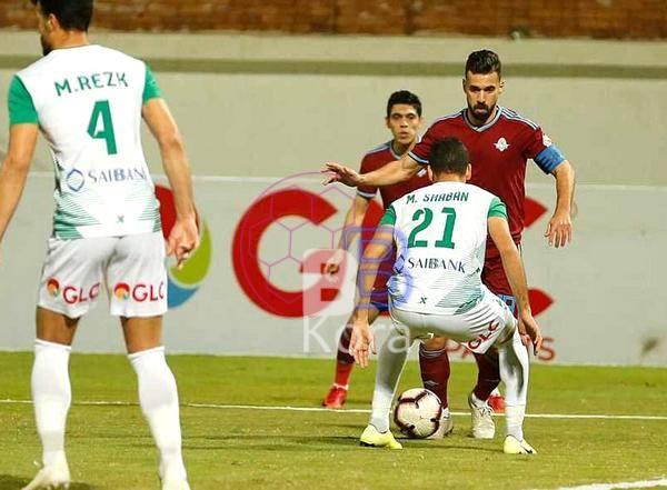 أهداف مباراة بيراميدز والاتحاد السكندري اليوم في الدوري المصري