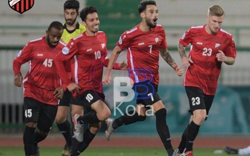 نتيجة مباراة خيطان وكاظمة دوري stc الكويت