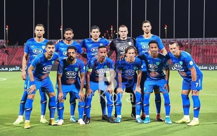 تشكيل الفتح لمواجهة الأهلي في الدوري السعودي للمحترفين