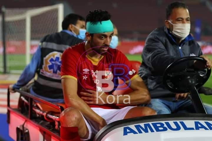 نقل طاهر محمد طاهر للمستشفى
