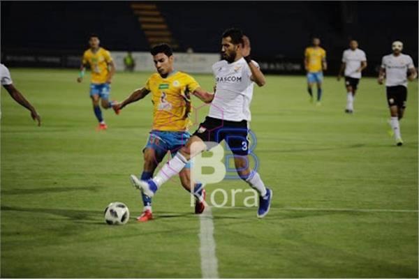 نتيجة مباراة الاسماعيلي والجونة اليوم 21-12-2020 الدوري المصري
