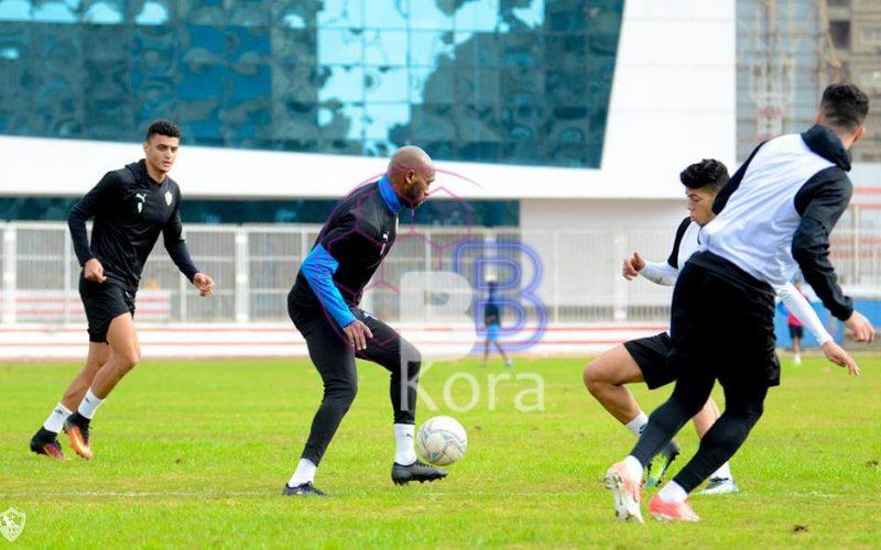 الزمالك يواصل تدريباته استعداداً لمواجهة الترجي الرياضي التونسي
