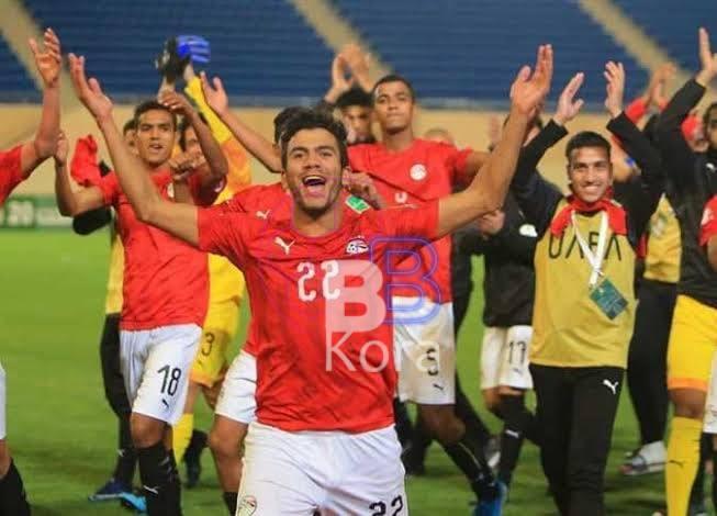 تشكيل منتخب الشباب لمواجهة تونس
