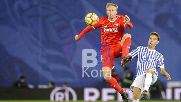 موعد مباراة إشبيلية وريال سوسيداد في الدوري الإسباني والقنوات الناقلة