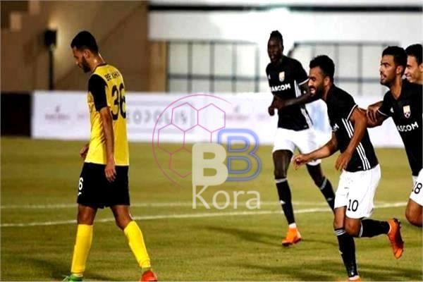 أهداف مباراة الجونة ووادي دجلة اليوم في الدوري المصري