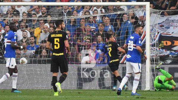 موعد مباراة الإنتر وسامبدوريا في الدوري الإيطالي والقنوات الناقلة