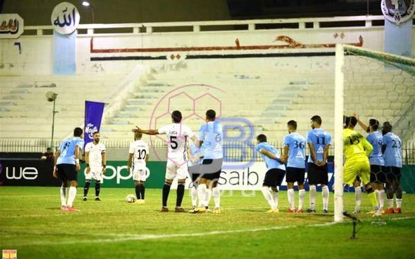 أهداف مباراة أسوان وغزل المحلة اليوم في الدوري المصري